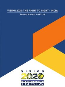 Cover annual report 17 18