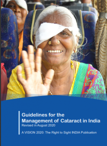 Cataract Guidelines